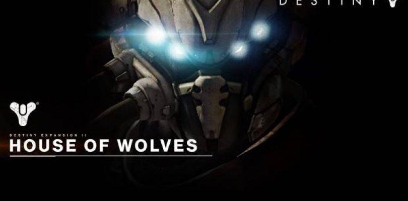Destiny – Live-Stream und Trailer zum DLC Haus der Wölfe