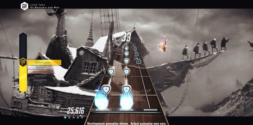 Guitar Hero Live – Frischer Trailer von der E3 2015