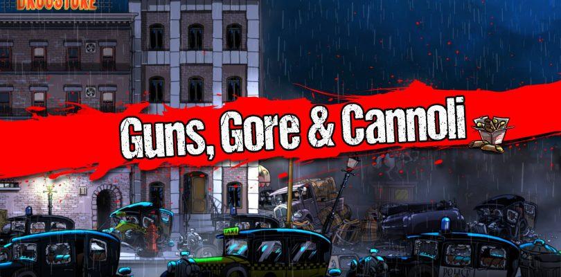 Guns, Gore & Cannoli – Action-Platformer erscheint am 30. April