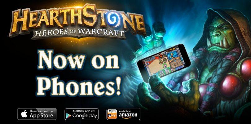 Hearthstone – Ab jetzt auch für Smartphones erhältlich