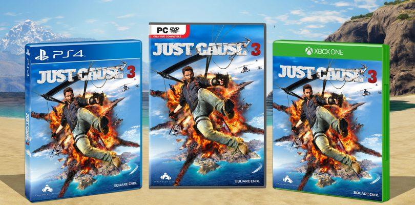 Just Cause 3 – Erster Gameplay-Trailer veröffentlicht