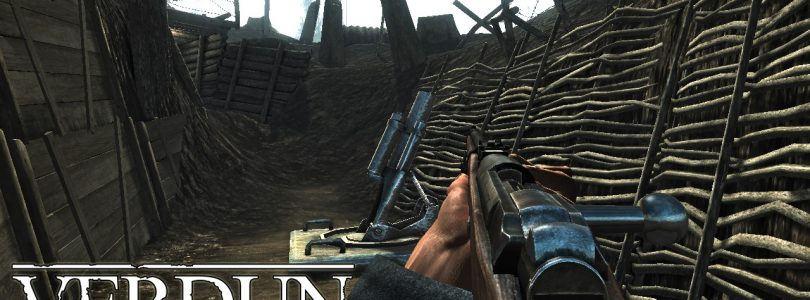Verdun – WW1-Shooter auf Steam erschienen