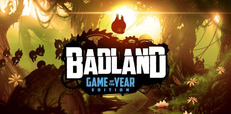 Badland GOTY Edition ab sofort auf Steam verfügbar