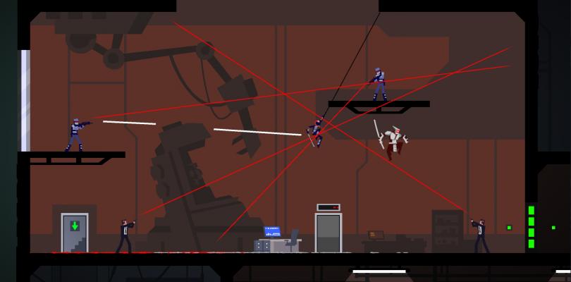 Let`s Play – Ronin – Rundenbasierter Platformer