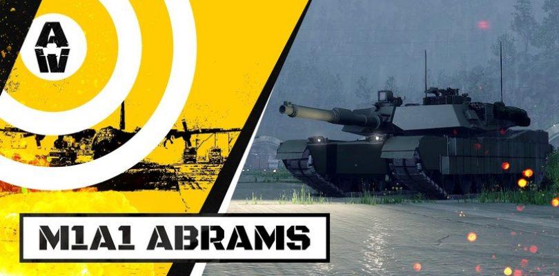 Armored Warfare – Der Kampfpanzer M1A1 Abrams vorgestellt