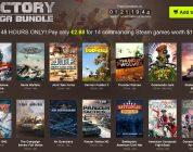 Victory Mega Bundle – Hobby-Generäle bekommen 14 Games für 2,68€