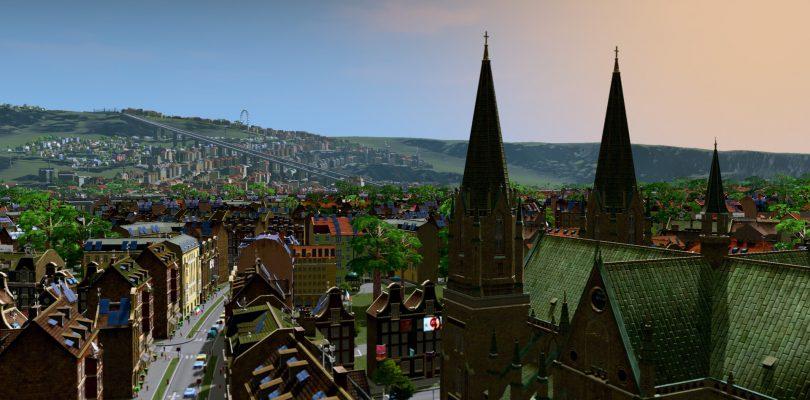 Cities Skylines – Kostenloses Update integriert Europa