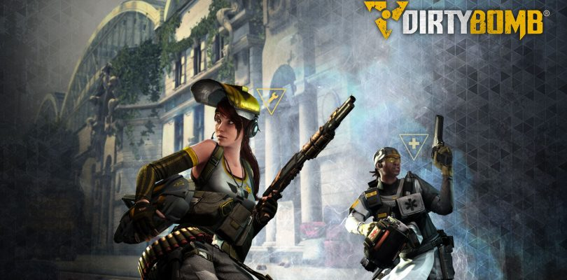 Dirty Bomb – Open Beta des Shooters startet am 02. Juni