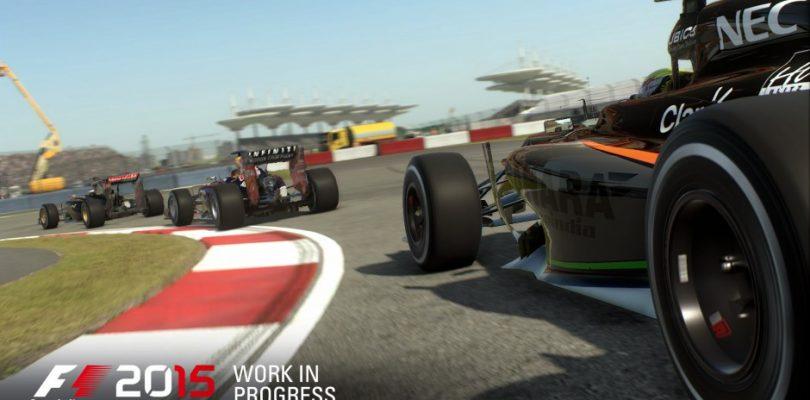 F1 2015 – Feature-Trailer veröffentlicht