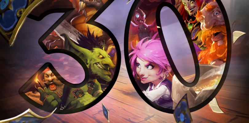 Hearthstone – 30 Millionen User zocken das Sammelkarten-Spiel