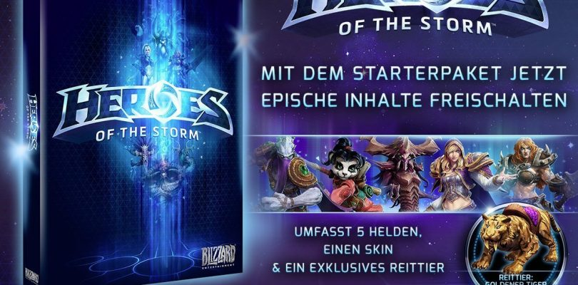 Heroes of the Storm – Befindet sich ab sofort in der Open Beta