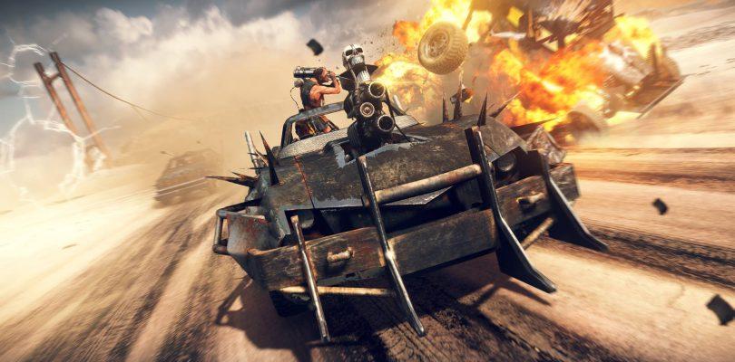 Mad Max – Savage Road Trailer zeigt euch das Ödland