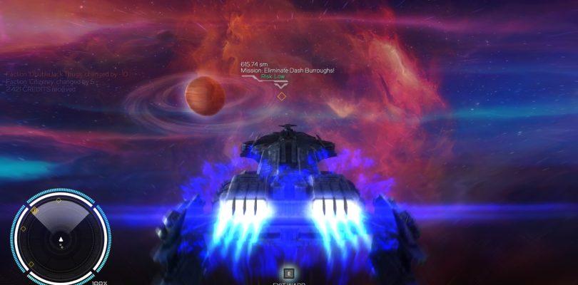 Rebel Galaxy – Ab sofort auf Steam und GOG verfügbar