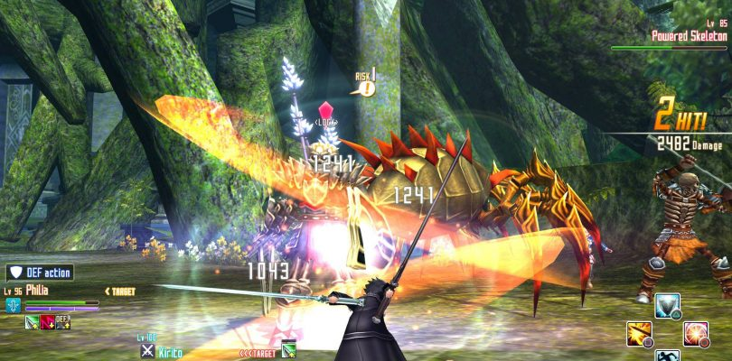 Sword Art Online – JRPG erscheint für PS4