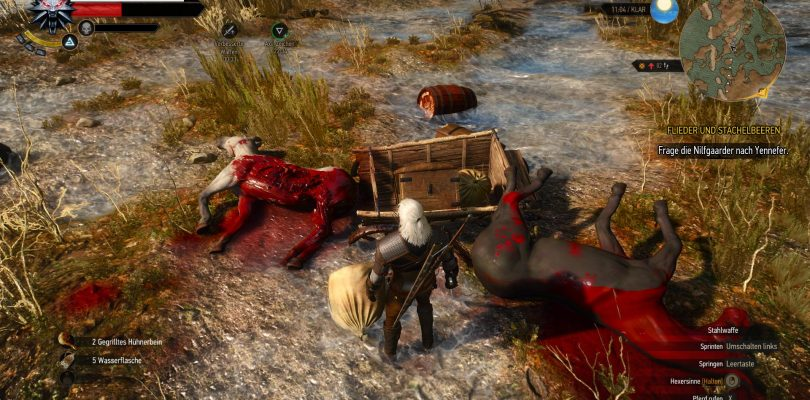 The Witcher 3 – GOTY-Edition erscheint am 30. August