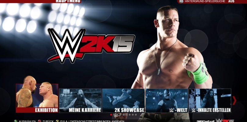 WWE 2k15 [PC] – Unsere ersten Screenshots
