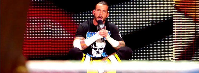 WWE 2K15 – CM Punk vs. John Cena – Showcase-Match