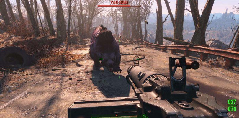 Fallout 4 – Am Wochenende gratis zocken