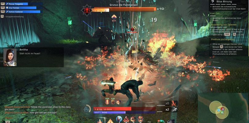 Skyforge – Ende der Closed Beta, frische Screenshots