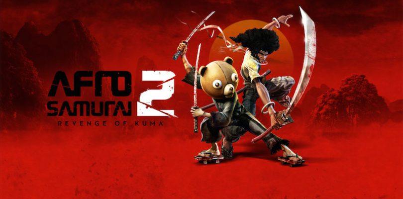 Afro Samurai 2 – Schärft eure Klingen, Release bekannt