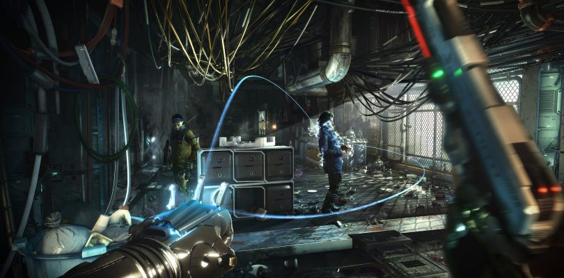 Deus Ex: Mankind Divided – Erste In-Game-Spielszenen im E3 Video