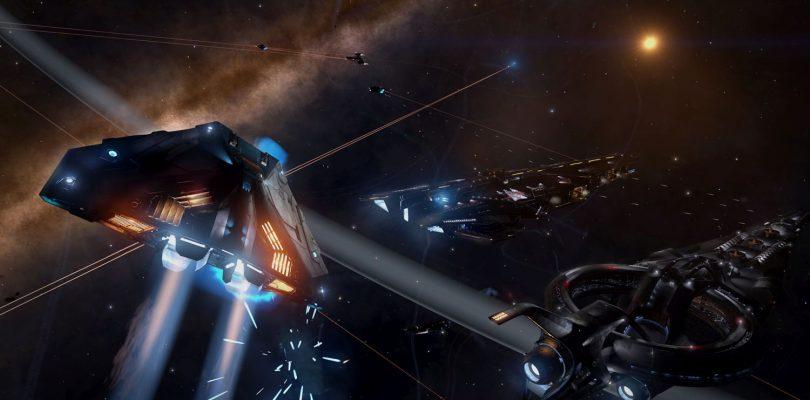 Elite Dangerous – Ab heute via Game Preview für XBox One erhältlich