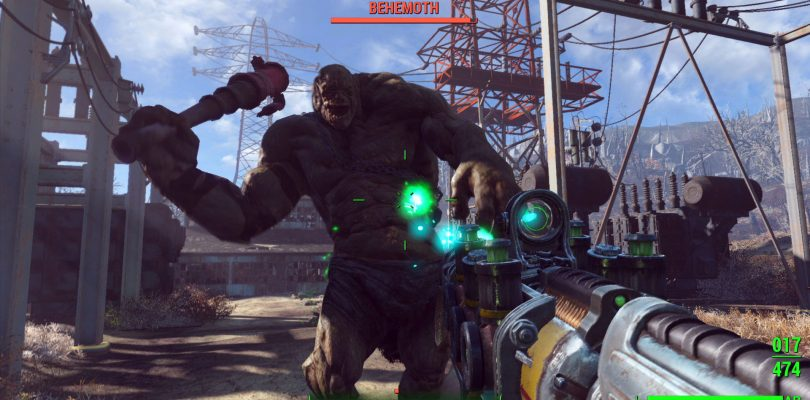 Fallout 4 – Release-Termin steht, erstes Gameplay-Video