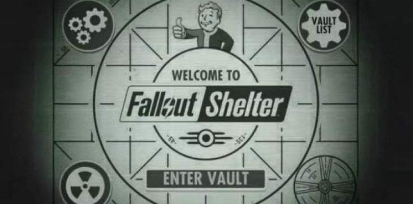 Fallout Shelter – Das steckt im Update 1.8