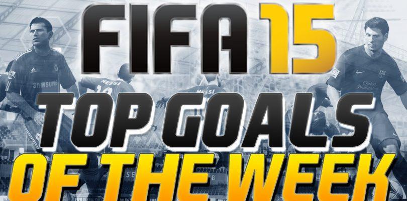 FIFA 15 – Die Tore der Woche #26