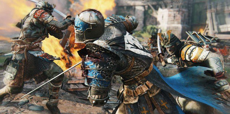 For Honor – Ubisoft Angespielt lässt tief blicken