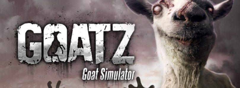 Goat Simulator Mega Bocks – Hauptspiel und DLC`s erscheinen im Handel
