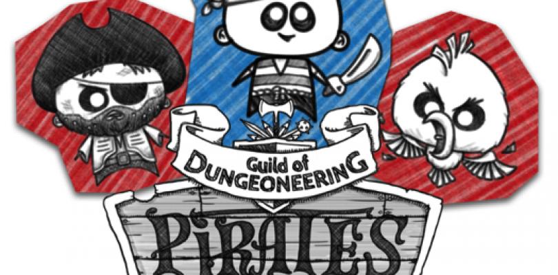 Guild of Dungeoneering – Ab 14. Juli könnt ihr euch durch Dungeons prügeln
