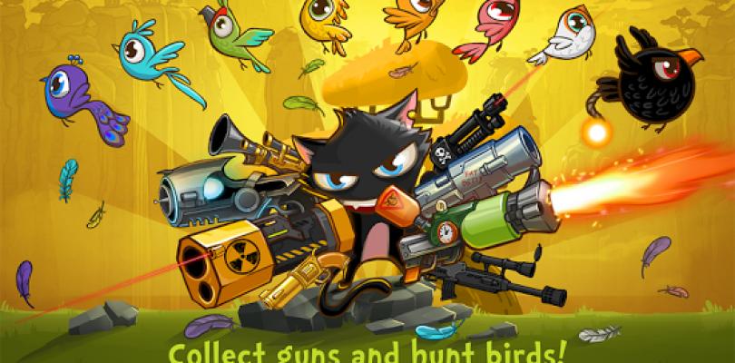 Guncat – Launch-Trailer des mobile Games