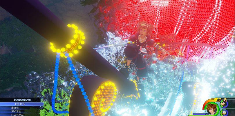 Kingdom Hearts 3 – Brandneuer E3-Trailer zeigt neue Gameplay-Szenen