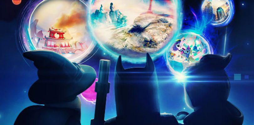 "LEGO Dimensions – Trailer ""Bauen – Auseinanderbauen – Umbauen"""