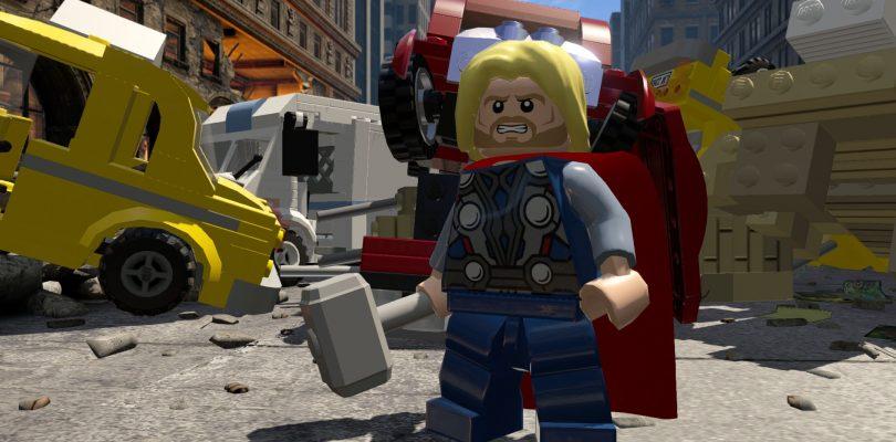 Lego Marvels Avengers – Trailer zeigt die offene Spielwelt