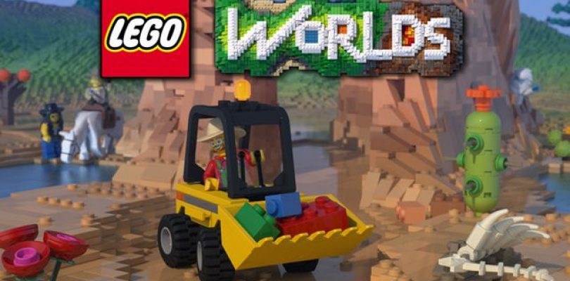 LEGO Worlds – Digitales Klötzchenbauen startet via Early Access durch