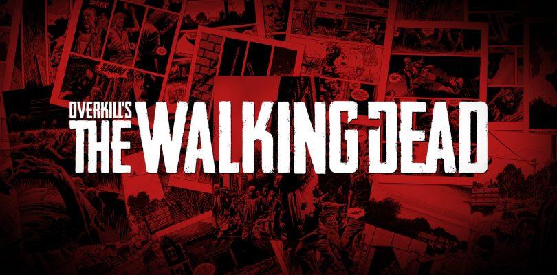 Overkill`s The Walking Dead – E3-Trailer vermischt Spiel und Realität