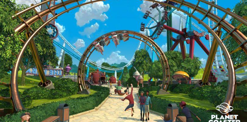 Planet Coaster – Freizeitpark und Achterbahnsimulator angekündigt