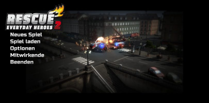Test: Rescue 2 – Everyday Heroes – Brennt hier der Spielspaß?