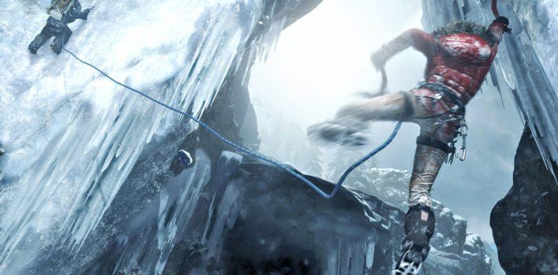 Rise of the Tomb Raider – Trailer zeigt Lara Croft als Bergsteigerin