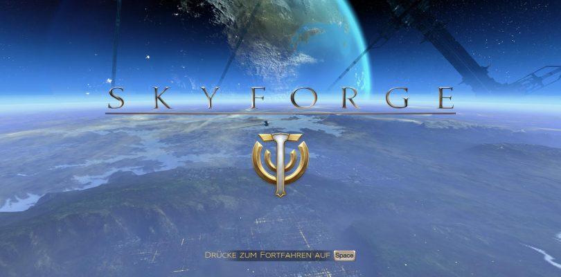 "Skyforge – Das Update ""War`s Onset"" startet am 02. Dezember"