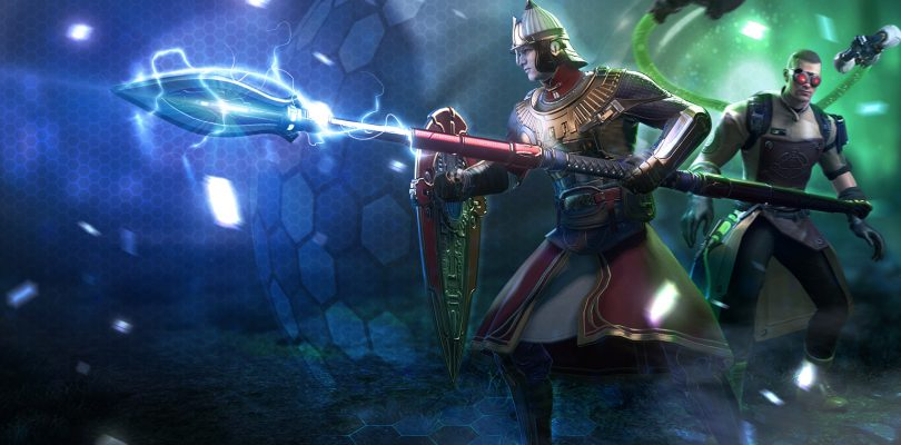 Skyforge – Wir schenken euch 2 Beta-Keys zum Start der Closed Beta