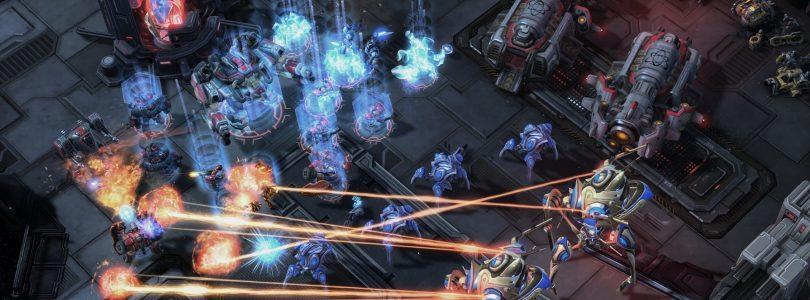 Kurznews – StarCraft 2 – Neuer Koop-Kommandant Zeratul veröffentlicht