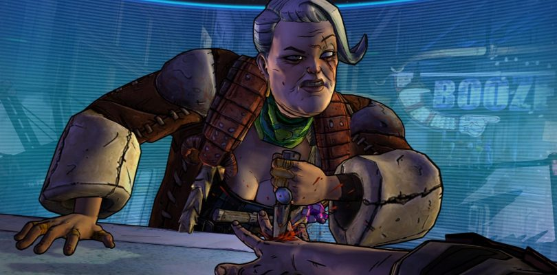 "Tales from the Borderlands – Launch-Trailer zu Episode 3 ""Catch a Ride"""