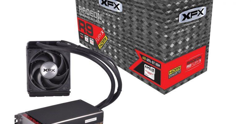 Radeon R9 Fury X – XFX lässt die 4K-Bestie von der Leine