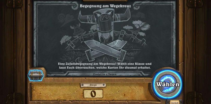 Let`s Play Hearthstone – Kartenchaos – Begegnung am Wegekreuz
