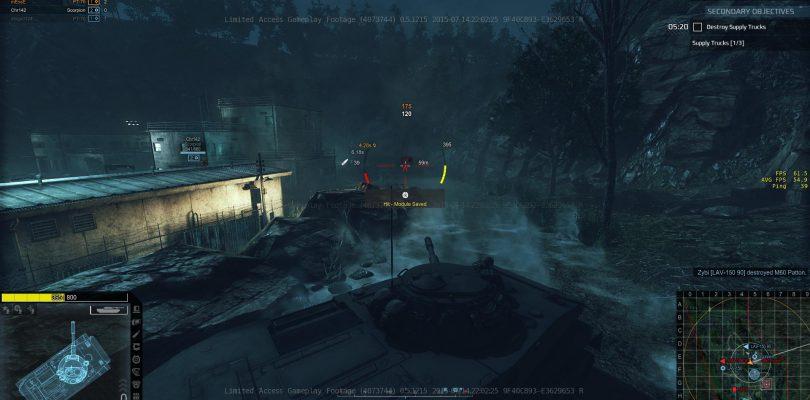 """Armored Warfare – Die """"Einsame Insel"""" im Trailer"""