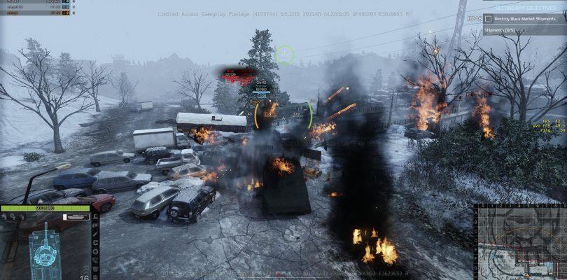 Armored Warfare – Screenshots aus der Beta