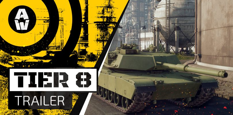Armored Warfare – Tier 8-Fahrzeuge im Video
